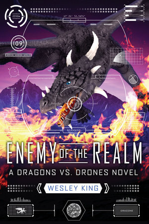 Enemy of the Realm by Wesley King