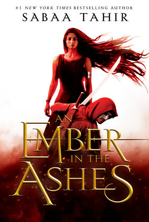 The cover of the book An Ember in the Ashes