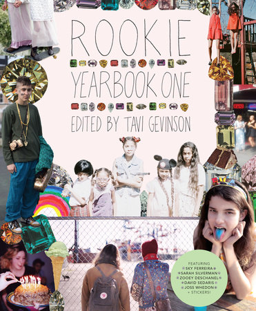 Rookie Yearbook One by Tavi Gevinson