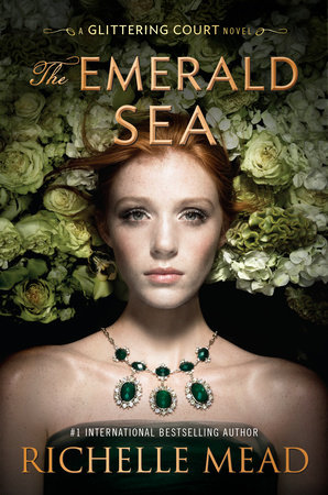 The cover of the book The Emerald Sea