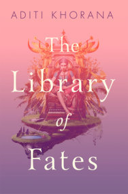 The Library of Fates