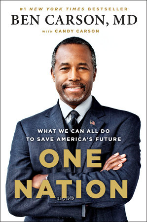 The cover of the book One Nation