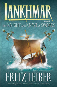 Lankhmar Volume 7: The Knight and Knave of Swords