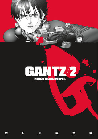 Gantz Volume 2