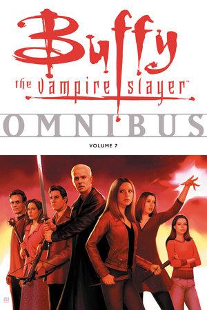 Buffy Omnibus Volume 7