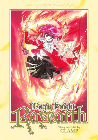 Magic Knight Rayearth Volume 1