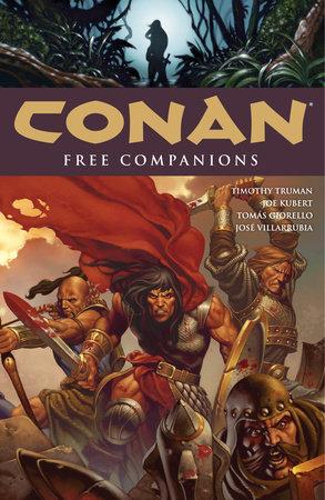 Conan Volume 9: Free Companions