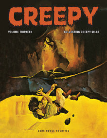 Creepy Archives Volume 13