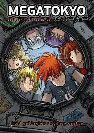Megatokyo Omnibus Volume 1 by Fred Gallagher