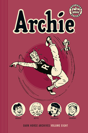 Archie Archives Volume 8 by Bill Woggon