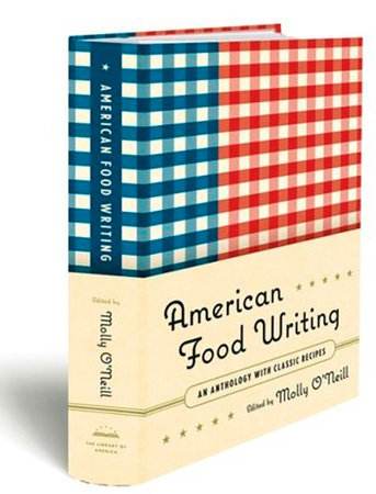 American Food Writing: an Anthology by