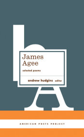 James Agee: Selected Poems