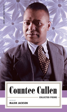 The cover of the book Countee Cullen: Collected Poems