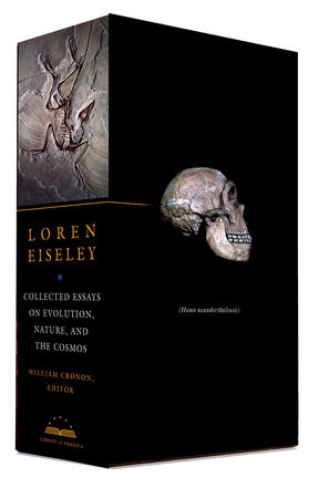 Loren Eiseley: Collected Essays on Evolution, Nature, the Cosmos 2 Copy Box Set