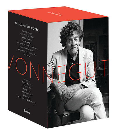 Kurt Vonnegut: The Complete Novels 4C BOX SET