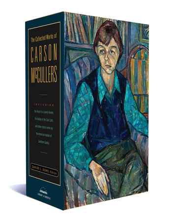 The Collected Works of Carson McCullers by Carson McCullers