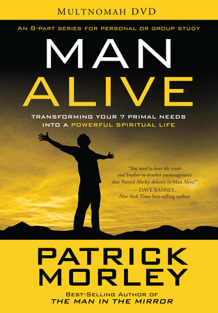 Man Alive by Patrick Morley