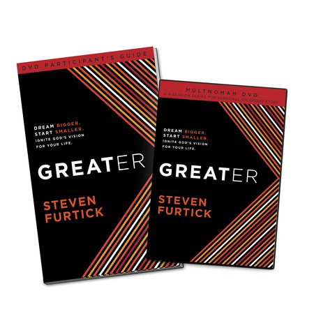 Greater Participant's Guide (DVD) by Steven Furtick