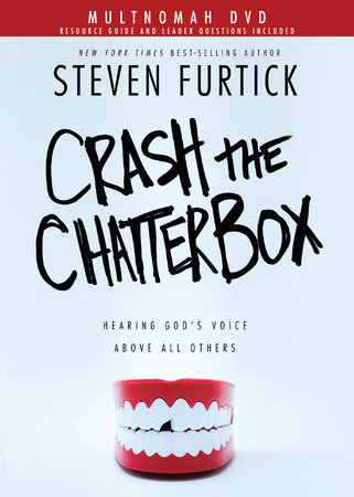 Crash the Chatterbox DVD by Steven Furtick