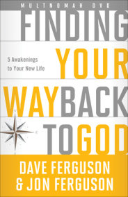 Finding Your Way Back to God DVD
