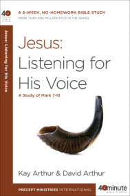 Jesus: Listening for His Voice