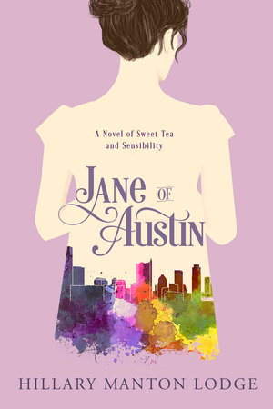 Jane of Austin Book Cover Picture