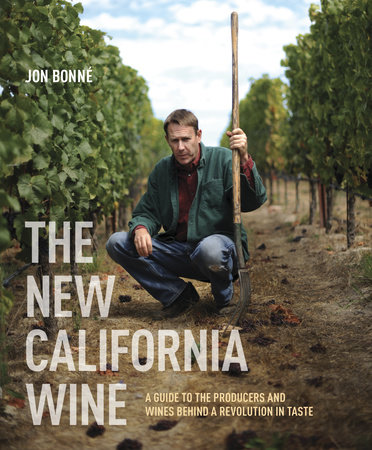 The New California Wine Book Cover Picture