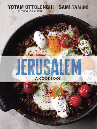 Jerusalem (EL) by Yotam Ottolenghi and Sami Tamimi