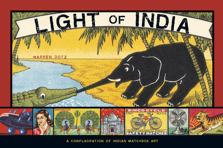Light of India by Warren Dotz