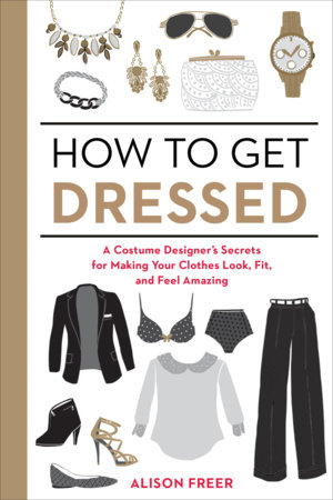 How to Get Dressed Book Cover Picture