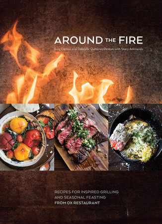 Around the Fire by Greg Denton, Gabrielle Quiñónez Denton and Stacy Adimando