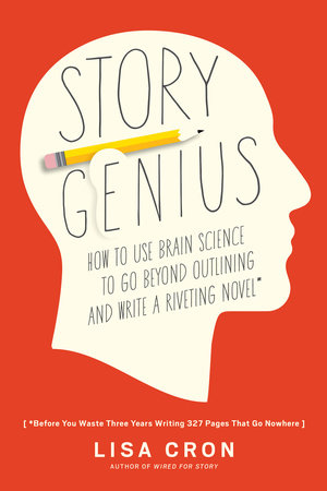 The cover of the book Story Genius