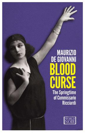 Blood Curse by Maurizio de Giovanni
