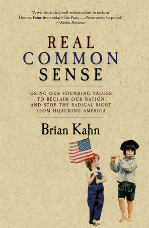 Real Common Sense by Brian Kahn