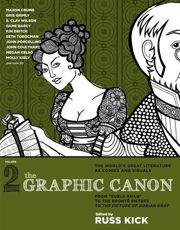 The Graphic Canon, Vol. 2 by Russ Kick