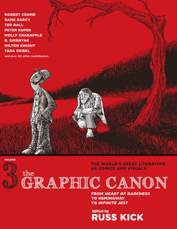 The Graphic Canon, Vol. 3 by Russ Kick