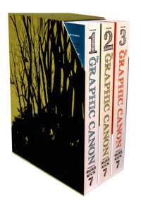 The Graphic Canon, Vol. 1-3