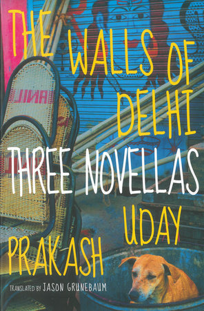 The Walls of Delhi by Uday Prakash