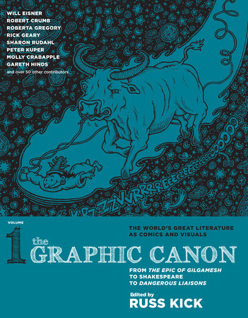 The Graphic Canon, Vol. 1 by