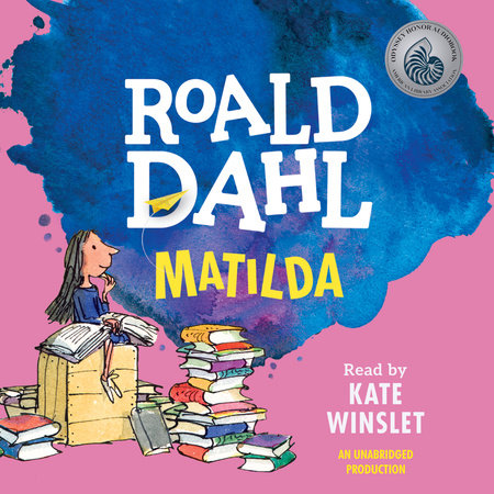 Matilda Book Cover Picture