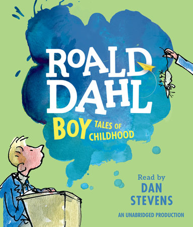 Boy by Roald Dahl