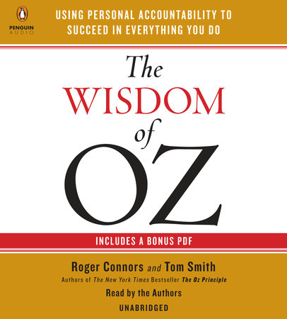 The Wisdom of Oz by Roger Connors and Tom Smith
