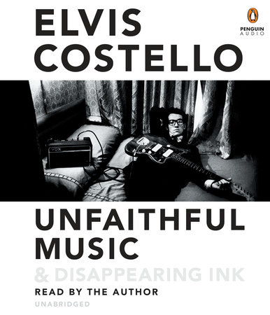 Unfaithful Music & Disappearing Ink Book Cover Picture