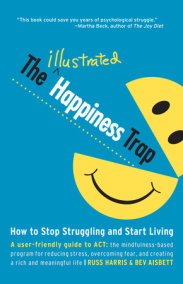 The Illustrated Happiness Trap