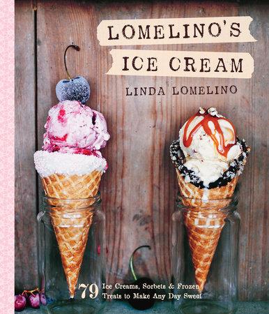 Lomelino's Ice Cream Book Cover Picture