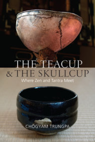 The Teacup and the Skullcup