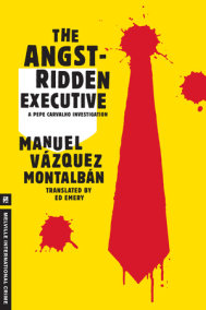 The Angst-Ridden Executive