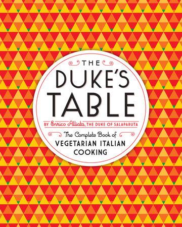 The Duke's Table by Enrico Alliata