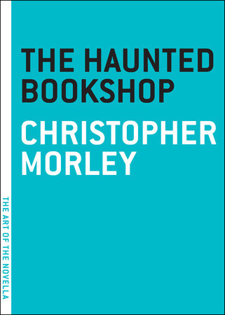 The Haunted Bookshop Book Cover Picture