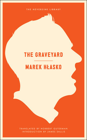 The cover of the book The Graveyard
